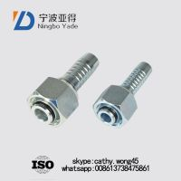 hydraulic hose fittings 1/4