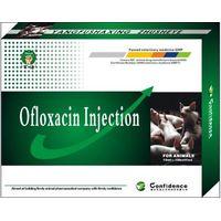 Antibacterial Ofloxacin Injection