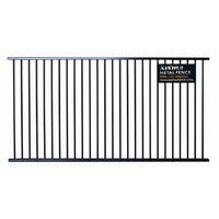 Steel Swimming Pool Fence