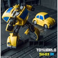 Toyworld Transformers TW-03 TW03 BII Bumblebee Figure NEW Box Set