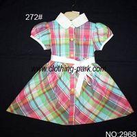 children clothes 2968 POLO Dress thumbnail image