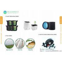 Biodegradable plant nursery grow bag