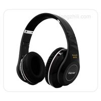 Stereo Bluetooth Headset with Support TF Card