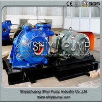 Mill Discharge Volute Type Metal Material Water Treatment Slurry Centrifugal Pump thumbnail image