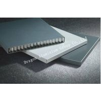 Pvdf Coated Aluminum Honeycomb Panel For Curtain Wall Decoration
