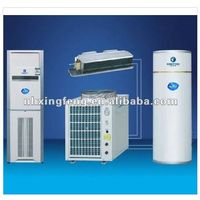heat recovery central air conditioner