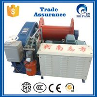 China famous brand electric winch
