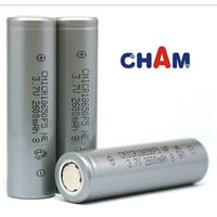 Cylindrical Rechargeable Li-ion Battery Cells with 3.7V Voltage thumbnail image