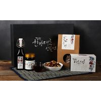 Hanbang Bogam Luxury Gift Set No.3_Jujube chips+Jujube extract+syrup+Jujube fermented vinegar