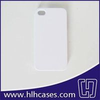 3D sublimation case/cover for iPhone 4/4S