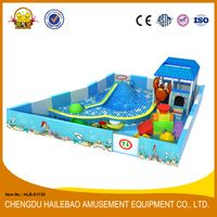 HLB-D1720 Amazing Volcano Kids Indoor Play Structure thumbnail image