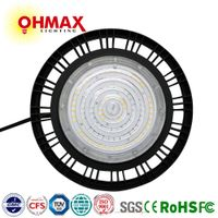 OHMAX 150W Round Type IP66 Waterproof LED Grow Light With High Lumen