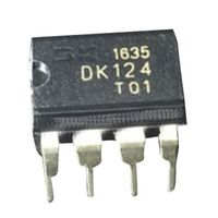 24W intergrated circuit. PMIC DK 124 power management IC