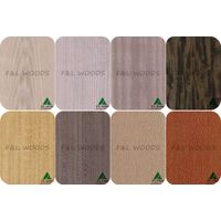 Dyed wood veneer,Colored wood veneer