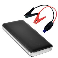 Q2 car emergency multifunctional jump starter slim 6000mAh 300A peak USB LED torch