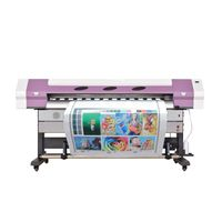 ICAN-1600C Eco Solvent Printer Plotter Printing Machine