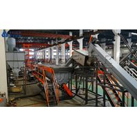 PE Film Washing Line Capacity: PE film 300kg/hr