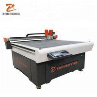 Sofa Leather Cloth CNC Fabric Cutting Machine CNC Knife Cutting Table