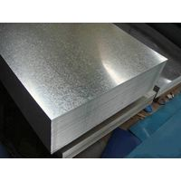 Galvanized Steel Sheets / Hot dipped galvanized steel Sheets