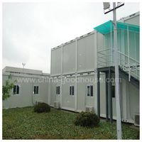 Two Floor Container Dormitory