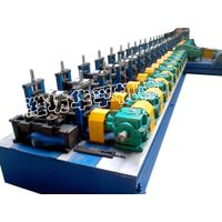 C Shaped Profile Solar Bracket Roll Forming Machine