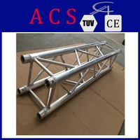 Aluminum stage with roof truss system ,flat roof truss,wedding stage truss