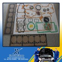 Diesel engine cylinder full gasket kit for CATERPILLAR 3306 diesel engine cylinder