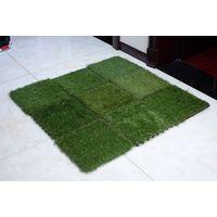 #408818-XO Tile Interlocking Artificial Grass supplier
