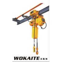 electric chain hoist with 1Ton thumbnail image