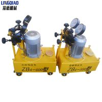 Electric Hydraulic Oil Pump ZB Series