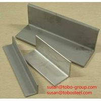 316 304 201 stainless steel angle bar