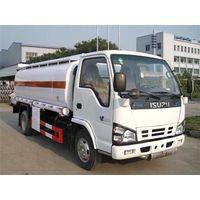 ISUZU 5t Diesel Refueller Tanker Haiti for Sale thumbnail image