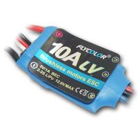 10A ESC for Brushless Motors for RC Airplane thumbnail image