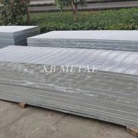 Metal Building Materials Galvanized Steel Bar Grating Walkway Price For Construction thumbnail image