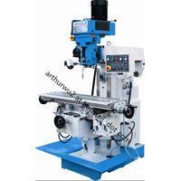 X6332LB Vertical and Horizontal Turret Milling Machine thumbnail image