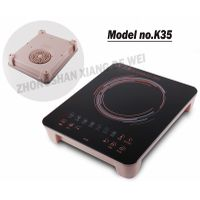 New Electric 2600W Adjustable Power for household induction cooktop with CE