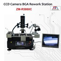 Factory price SMD BGA rework station ZM-R5860C motherboard repair machine for CCD carmera