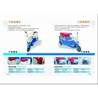 Hot sale 48V 500W/750W three wheel electric clean