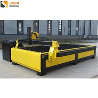 Honzhan HZ-P1325F P1530F Plasma and Flame Cutting Machine for metal, steel, SS, CS, MS