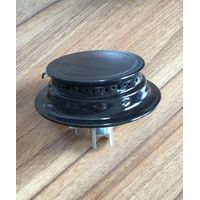 Whirlpool stove parts black burner cap replacement 12500050
