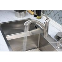 122001 Single-lever pull- out kitchen faucet