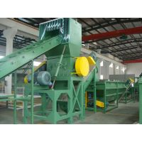 PET/PS/ABS Flakes Recycling Washing Line