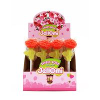 Jellomi Sweet Rose Lollipop