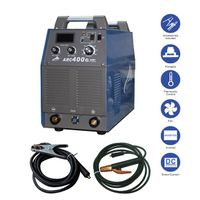 Industrial IGBT MMA welding machine metal welder MMA 400 thumbnail image