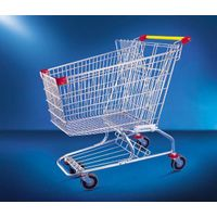 American style shopping cart thumbnail image
