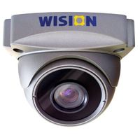 Megapixel HD Low Illumination Dome IP Camera