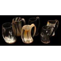 Horn mug and glass thumbnail image