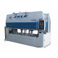vacuum membrane press machine