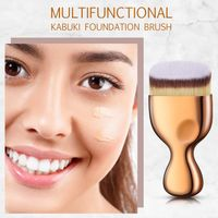 Facial body brush Travel foundation brush Portable facial makeup brush thumbnail image