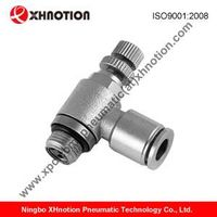 XHnotion pneumatic-Brass Pneumatic speed Control Fittings (MSC-G)